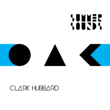 """Summer Sounds"" cover art Clark Hubbard, 2018"