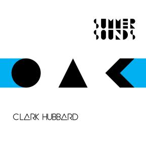 """""""Summer Sounds"""" cover art Clark Hubbard, 2018"""