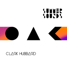 """Summer Sounds II"" cover art Clark Hubbard, 2018"
