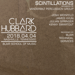 """2018.04.04 Bootleg"" cover art Clark Hubbard, 2018"