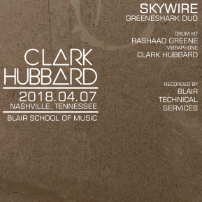 """2018.04.07 Bootleg"" cover art Clark Hubbard, 2018"