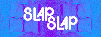 """""""Slap Slap Logo - BREAD"""" design credit: Clark Hubbard (2018)"""