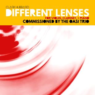 """""""Different Lenses"""" cover art Clark Hubbard, 2019"""