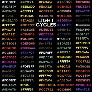 Clark Hubbard - Light Cycles 003