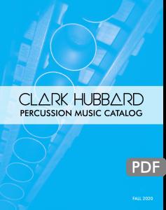 ClarkHubbardMusic_PercussionCatalog